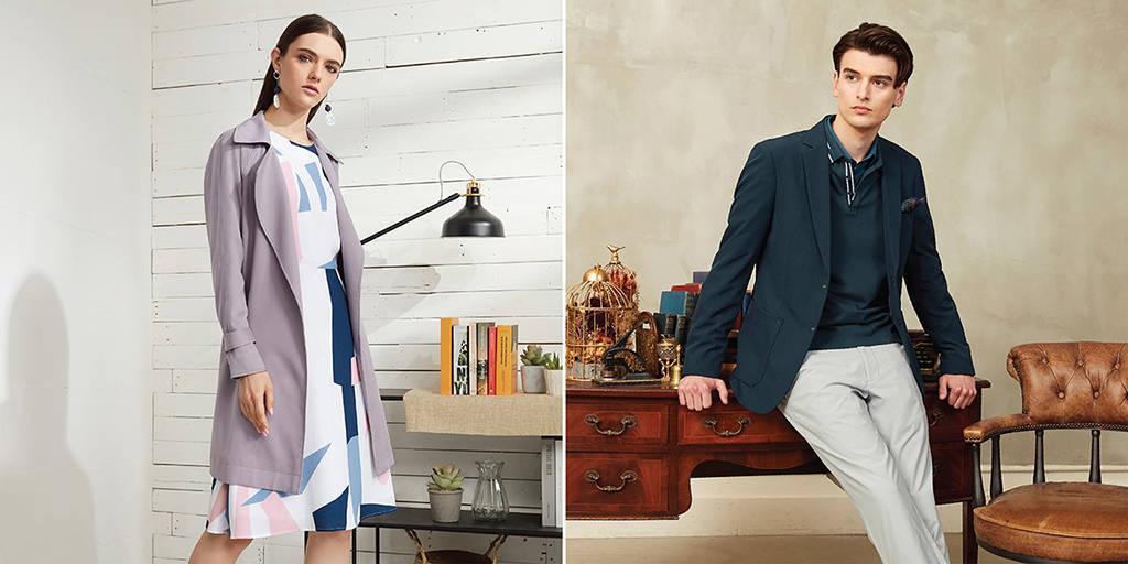Bật mí tất tần tật về trang phục công sở nam nữ
